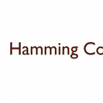 Hamming Code Implementation in C